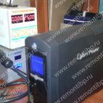 ремонт Cyber Power CP 1350 VA